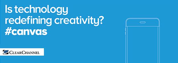 Clear Channel tweete sur la créativité pendant le Cannes Lions Festival