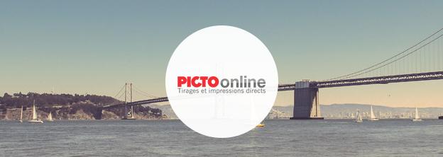 Picto incite ses clients à tirer leur photo en ligne