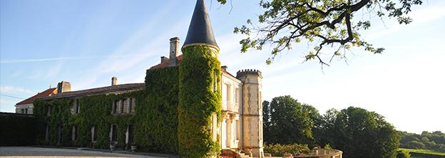 Visite du château du Plessis (Cognac Camus)