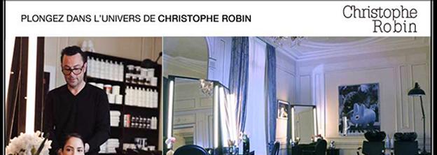 Jeu Concours Christophe Robin