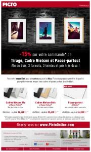 Mailing-Promo-Cadre-Nielsen-Passe-Partout