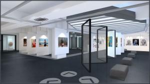 Galerie d'art 3D