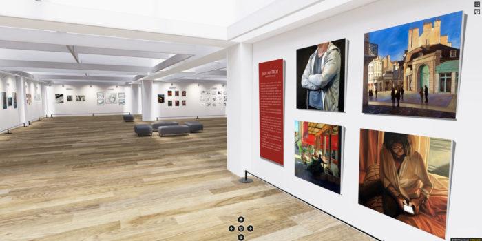 Un nouveau Salon des Artistes 3D en ligne grâce à Next Level Com