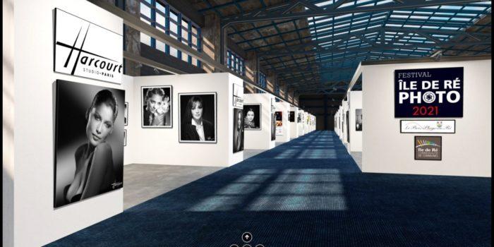 Artgence 3D lance l'édition 2021 du Festival Photo Ile de Ré en visite virtuelle 3D